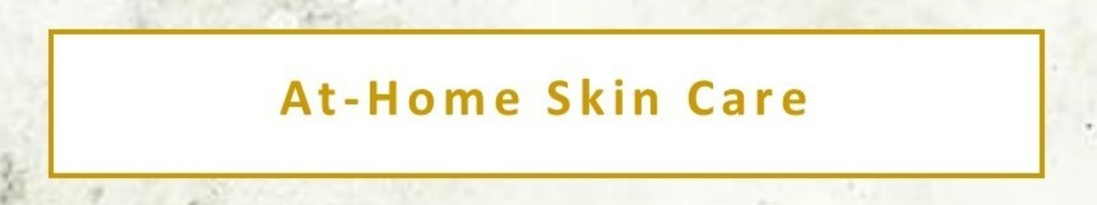 at-home skin care