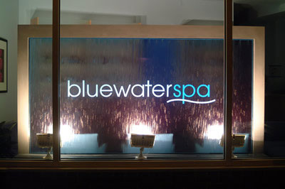 bluewater spa